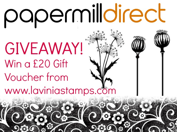 lavinia stamps giveaway