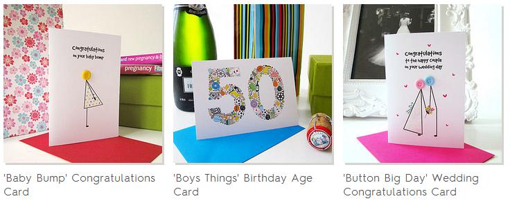 branding selling handmade cards