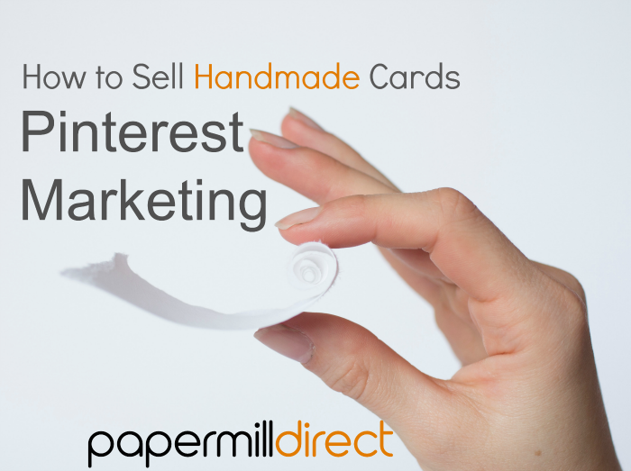 Pinterest Marketing - selling cards online
