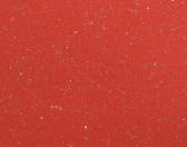 Xmas Red Sparkle Print Card 300gsm Plan