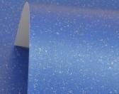 Yale Blue Sparkle Print Card 300gsm