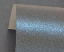 Dazzle Blue Lustre Print Chroma Card 300gsm