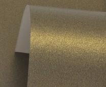 Dazzle Gold Lustre Print Chroma Card 300gsm