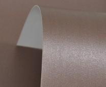 Bon Bon Lustre Print Silver Card 300gsm