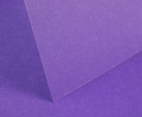 Dark Violet Plain Card - Set Swatch