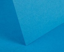 Ocean Blue Plain Card - Set Swatch
