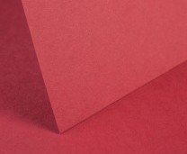 Ruby Red Plain Card - Set Swatch