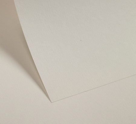 Ivory Paper Plain - Set Swatch