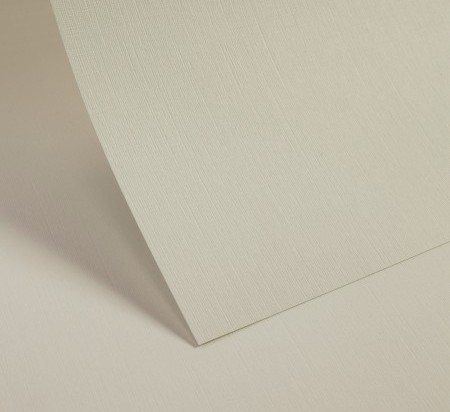 Ivory Paper Linen - Set Swatch