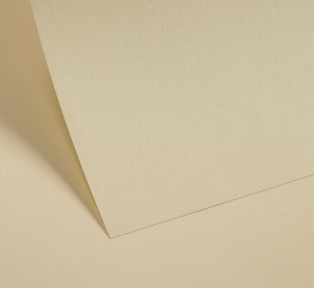Rich Cream Paper Plain - Set Swatch
