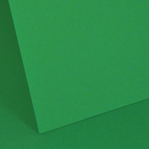 Forest Green Paper Plain 120gsm