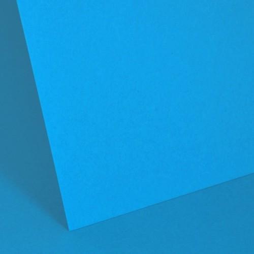 Intensive Blue Plain Card
