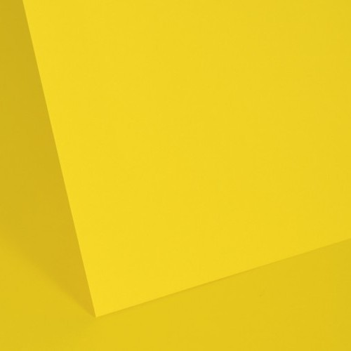 Intensive Yellow Paper Plain 120gsm