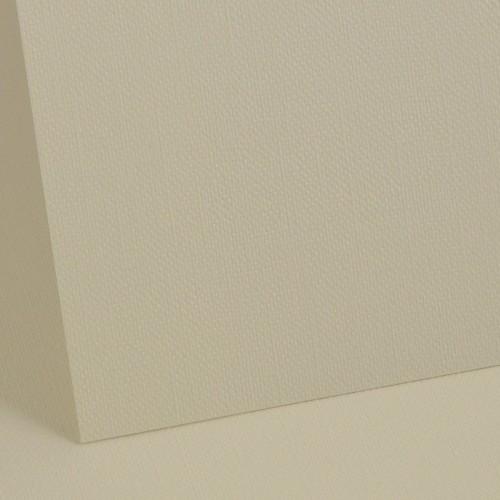 Ivory Card Hopsack 255gsm