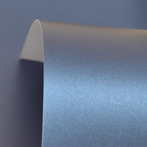 Sapphire Lustre Print Royal Card 300gsm