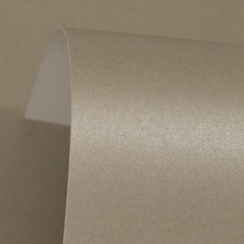 Mercury Lustre Print Silver Card 300gsm