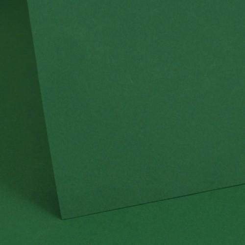 Mid Green Plain Card 160gsm