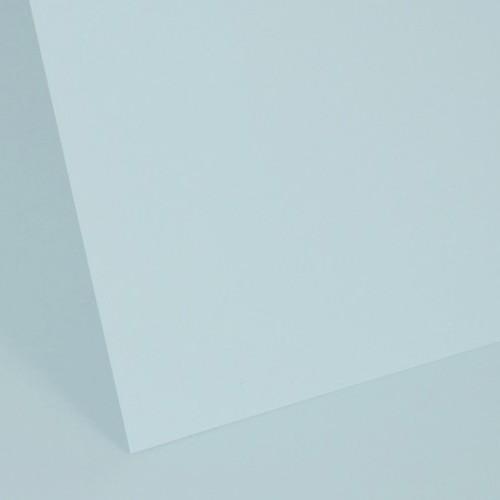 Pastel Blue Plain Card