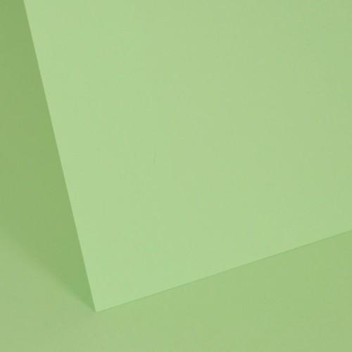 Pastel Green Plain Card