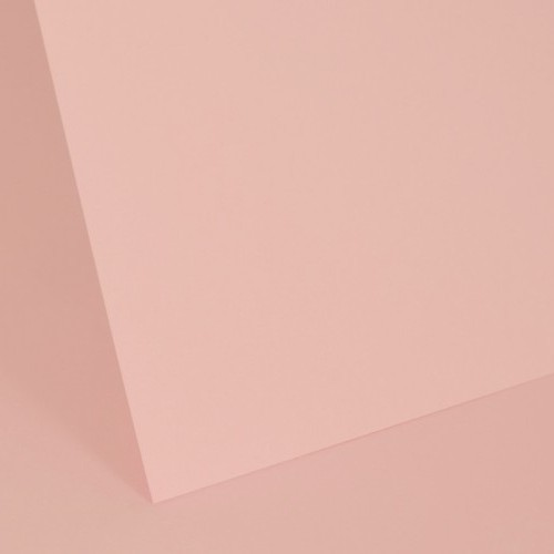 Pastel Pink Plain Card