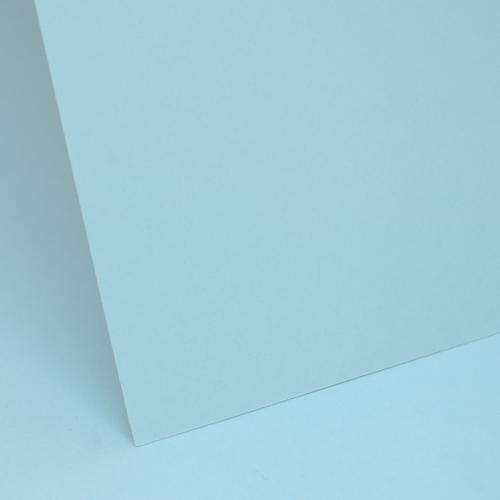 Sky Blue Plain Card