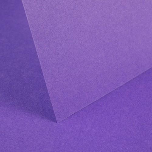 Dark Violet Plain Card - Set Swatch