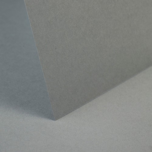 Dark Grey Smooth Card - Set Swatch