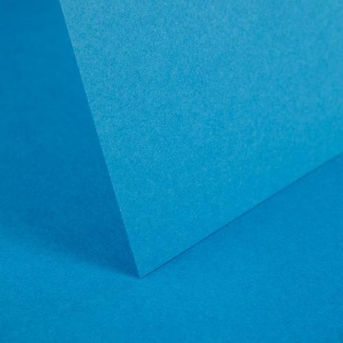 Ocean Blue Plain Card - Set Swatch