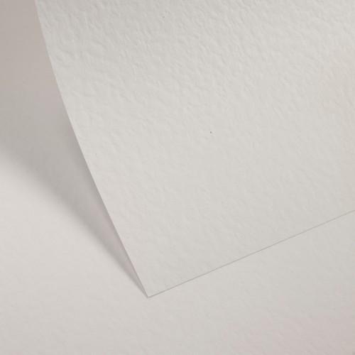 White Paper Hammered - Set Swatch