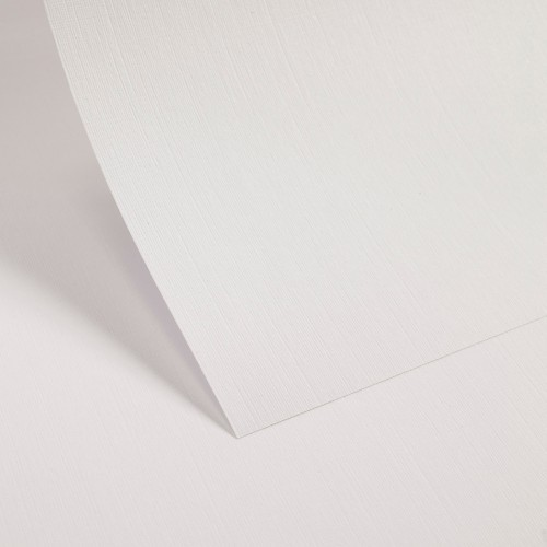 White Paper Linen - Set Swatch