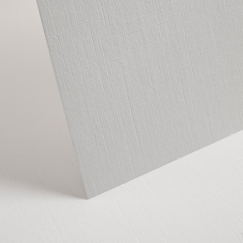 White Card Linen - Set Swatch